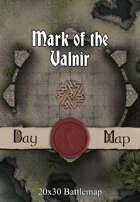 Seafoot Games - Mark of the Valnir | 40x30 Battlemap