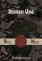 Seafoot Games - Desolate Void | 40x30 Battlemap