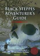 Black Steppes Adventurer's Guide