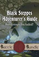 Black Steppes Adventurer's Guide [BUNDLE]