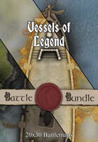 Vessels of Legend | 20x30 Battlemap [BUNDLE]