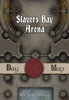 30x20 Battlemap - Slavers Bay Arena