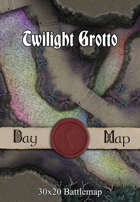 Twilight Grotto map