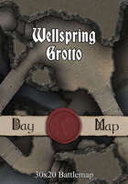 Wellspring Grotto map