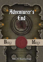 30x20 Battlemap - Adventurer's End