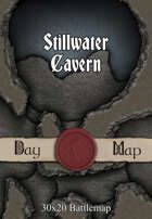 Stillwater Cavern map
