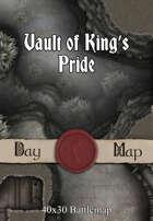 40x30 Battlemap - Vault of King's Pride