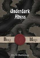 40x30 Battlemap - Underdark Abyss