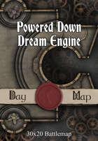 30x20 Battlemap - Powered Down Dream Engine
