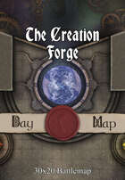 30x20 Battlemap - The Creation Forge