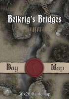 30x20 Battlemap - Belkrig's Bridges