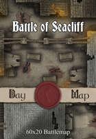 60x20 Battlemap - Battle of Seacliff