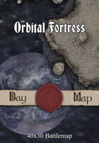 40x30 Battlemap - Orbital Fortress