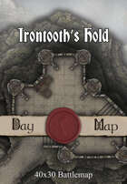 40x30 Battlemap - Irontooth's Hold
