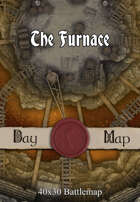 40x30 Battlemap - The Furnace