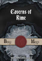 40x30 Battlemap - Caverns of Rime