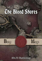 40x30 Battlemap - The Blood Shores