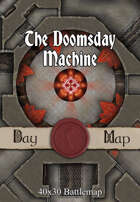 40x30 Battlemap - The Doomsday Machine