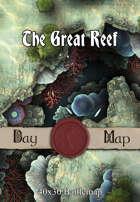 40x30 Battlemap - The Great Reef