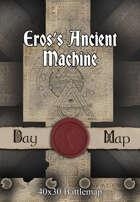 40x30 Battlemap - Eros's Ancient Machine
