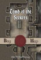 40x30 Battlemap -  Tomb of the Seekers
