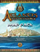 ATLANTIS: The Second Age Premium World Map