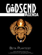 GODSEND Agenda 3 Beta Test