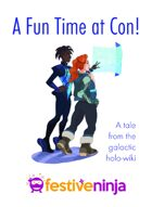 A Fun Time At Con -- Free Print and Play edition