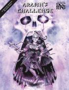 Arawn's Challenge