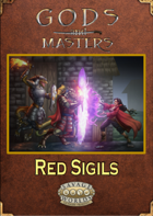 Gods and Masters: Red Sigils