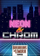 Neon & Chrom (Deutsch / German)