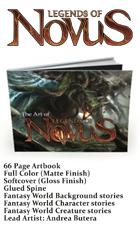 The Art of Legends of Novus