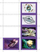 S&S Spaceship Card Pack