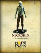Necrokin: a 5e species