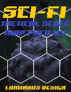 Sci-fi Tactical Scale Map Pack #3