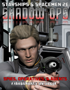 Shadow Ops For Starships & Spacemen 2E (2020 Update)