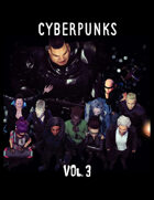 Cyberpunks Vol. 3
