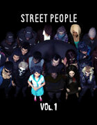 Street People Vol. 1
