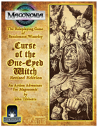 Curse of the One-Eyed Witch, Revised Edition