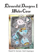 Elemental Dungeons 1 - Water Cave