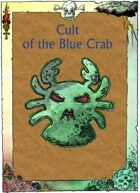 Cult of the Blue Crab Cover
