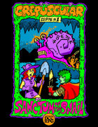 Crepuscular #1: Sanctum of the Snail