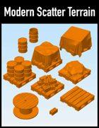 Modern Scatter Terrain