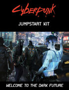 Cyberpunk Red Jumpstart Kit