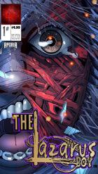 The Lazarus Boy Issue#1 (Anti-Rip)