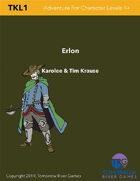 Erlon: An Adventure for 5E Level 4+