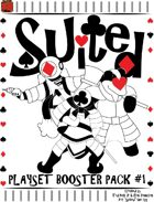 Suited: Playset Booster Pack #1