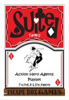 Suited Themes: Action Hero Agents