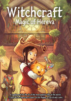 Witchcraft: Magic of Hereva (5e)