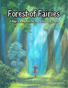 Forest of Fairies (5e adventure)